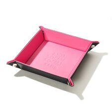 Anti Social Social Club Scratched Valet Tray Pink Black ASSC