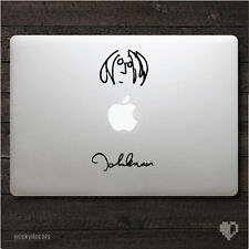 John Lennon Imagine Macbook Decal / iPad Decal