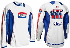 JT Racing 'Pro Tour' Jersey Jean Michel-Bayle #111 replica (Size Large)