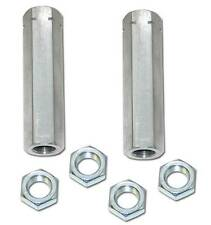 Extreme Duty 4140 Chrome Moly Tie Rod Adjusters with Jam Nuts | GM Applications