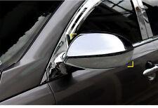 Chrome Side Mirror Cover Molding K342 2 pcs for Kia Sportage 2011 ~ 2015