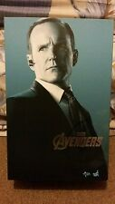 Mint BIB Hot Toys 1/6 Figure Agent Phil Coulson The Avengers Marvel (IN STOCK)