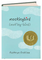 Mockingbird by Kathryn Erskine (Bargain Hardcover) aspergers FREE shipping $35