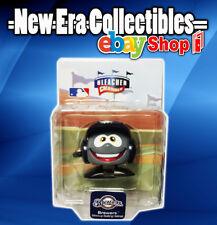 MLB Bleacher Creatures Wind Up Figure Batting Helmet Milwaukee Brewers