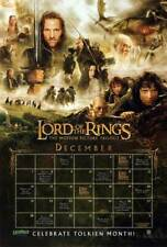 Lord Of The Rings 11x17 Movie Poster - Licensed | New [B]