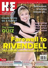 H&E naturist December 2016 magazine nudist health efficiency