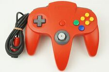 Nintendo 64 Red Controller Pad N64 From Japan