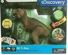 Discovery RC T-Rex Radio Controlled Action Dinosaur Roars Comes Alive Toy Child