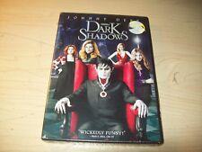 Dark Shadows (DVD, 2012) Brand New, Sealed