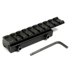 11mm-20mm Adaptateur Pr Rail En Queue Aronde Weaver Picatinny Converter Montage