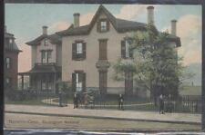 Postcard NORWICH Connecticut/CT  Buckingham Memorial House 1909