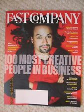 Fast Company magazine - June 2016 - 100 Most Creative People in Business
