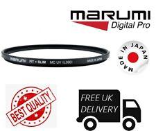 Marumi 46mm Fit plus Slim MC UV L390 Filter FTS46UV (UK Stock)