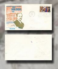US #1468 Mail Order Anniversary FDC CHICAGO, IL 9/27/72 Fleetwood