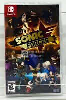 Sonic Forces - Nintendo Switch - Brand New   Factory Sealed