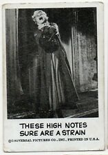 1961 SPOOK STORIES Card #88 - SERIES 2 UNIVERSAL PICTURES Leaf Brands Inc