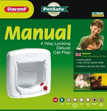 PetSafe Manual Cat Doors & Flaps