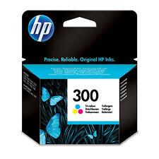Original HP 300 Tri Colour Ink Cartridge for Deskjet D2500/F4500 (CC643EE-NP)