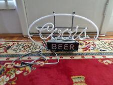 "Neon Sign Vintage ""All Original� 1970's Coors Beer Neon Sign"