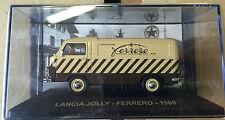 """DIE CAST """" LANCIA JOLLY FERRERO 1960 """" VEICOLI PUBBLICITARI 1/43"""