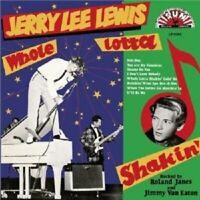 JERRY LEE LEWIS - WHOLE LOTTA SHAKIN' GOIN' ON  VINYL LP ROCK ROCK'N'ROLL NEW