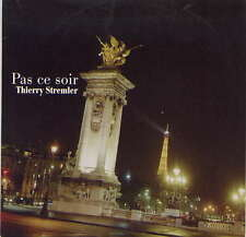 THIERRY STREMLER - rare CD Single - France - Promo