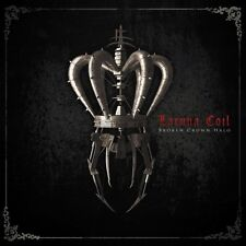 Lacuna Coil - Broken Crown Halo - Super Deluxe Edition 2CD + DVD Nuovo Sigillato
