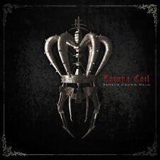 Lacuna Coil - Broken Crown Halo - Super Deluxe Edition 2CD + DVD Nuovo Sigillato