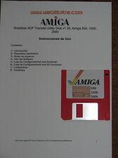 Transfer Kit  Amiga ADF. Amiga 500, 1000, 600, 1200, 2000, 3000, 4000