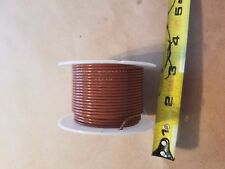 18 AWG 19X30 Stranded PTFE Silver Plated Wire 50 Feet