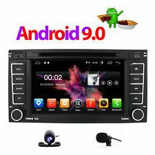"7"" Android 9.0 Car DVD GPS Sat Nav VW Touareg T5 Transporter Multivan 2004-2011"