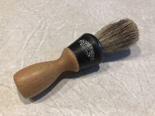 Vintage Barbershop Genuine Boar Badger Bristle Shaving Brush