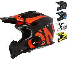 Oneal 2 Series RL Slick Motocross Helmet MX Off Road Motorbike Dirt Bike Race