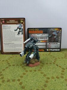 Battletech Clan Invasion Marauder Painted- FREE SHIPPING Kickstarter