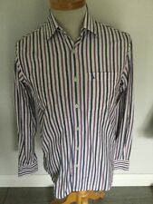 Musto Mens Striped Long Sleeve Shirt Size S. Great Condition.