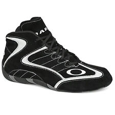 Oakley Race Mid Racing Driving Boot Black 11.5 - 11085-022-115