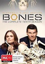 BONES : SEASON 10 : NEW DVD