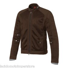 GIACCA MOTO SCOOTER MARLON UOMO TUCANO URBANO CHOCOLATE BROWN 52 TAGLIA XL MAN