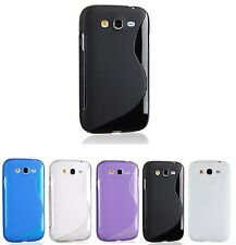 SAMSUNG GALAXY ACE3 S7270/S7272/S7275 TPU GEL CASE + FREE SCREEN PROTECTOR