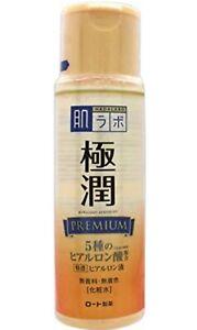ROHTO Hada labo Gokujyun PREMIUM Hyaluronic Acid Super Moist Lotion Japan 170ml