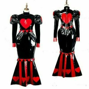 Sissy pvc costume cosplay costume Tailor-made
