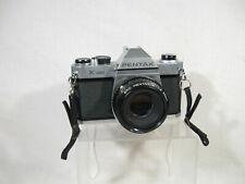 Vintage K-1000 Pentax 35mm Film Camera SMC Pentax-A 1:2 50mm