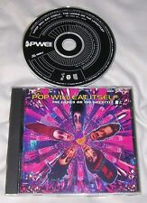 POP WILL EAT ITSELF The Looks or the Lifestyle CD 1992 RCA PWEI