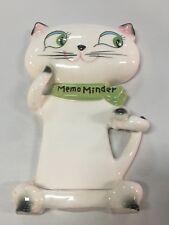 Excellent Vintage Holt Howard 1950s Kozy Kitten Memo Minder Cat