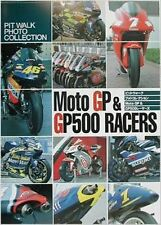 Moto GP & GP500 Racer's Photo Collection Book