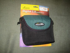 NEW Digital Promaster Digital 2.5 Camera Pouch Case Storage Spruce