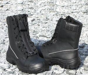 Rettungsdienst-Schnürstiefel S3 (Rettungsdienststiefel Schuhe Stiefel Feuerwehr)