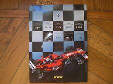 FERRARI LA OFICIAL MAGAZINE ANUARIO 2003 WORLD CHAMPION F1 ANUARIO OFICIAL
