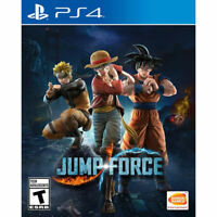 Jump Force -- Standard Edition (Sony PlayStation 4/ps4, 2019)