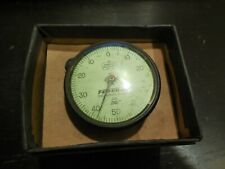 Federal Dial Indicator J81 Fully Jeweled 001 With Box 18 Travel Flat Back